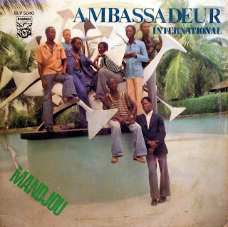 Ambassadeur International - Mandjou,Badmos 1979