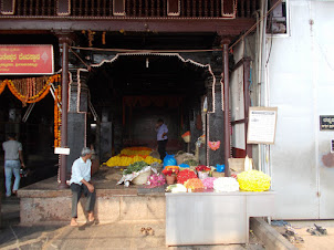 Krishna Mutt Temple complex  in Udupi.