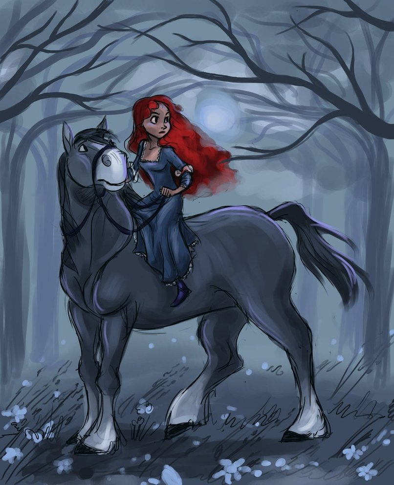 geek with curves: brave art to drool over (but not on)
