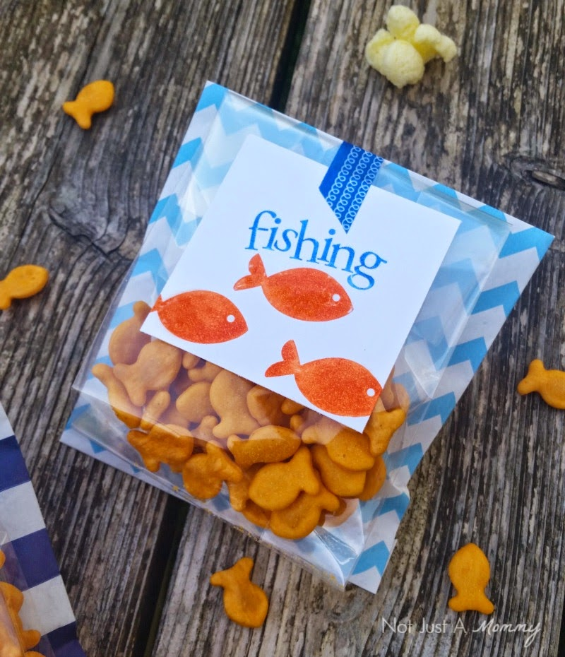 Goldfish Crackers Snack Bags