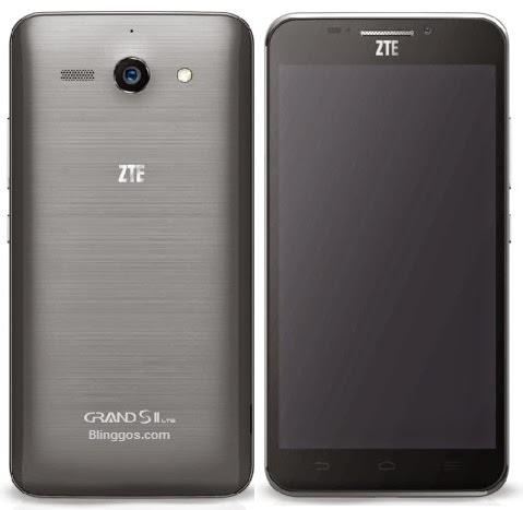 Harga ZTE Grand S2 dan Spesifikasi Terbaru 2015