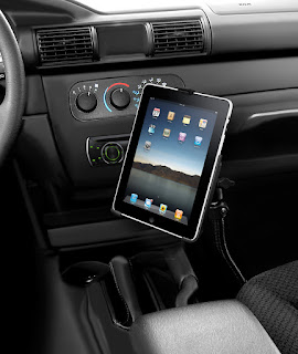 Use Ipad for navigation RamMount-ipad
