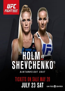 UFC on FOX 20 Torrent