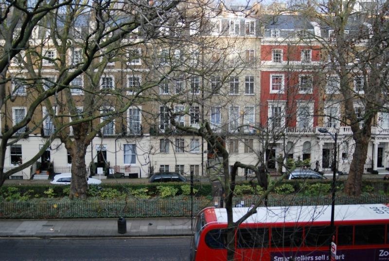 columbus hotel view