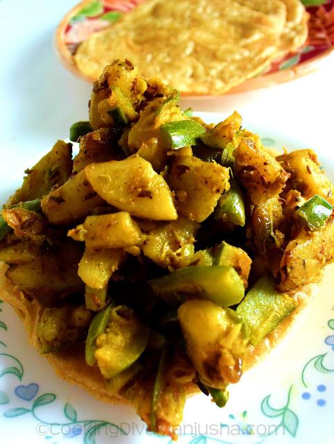 parwal-Bengali-style