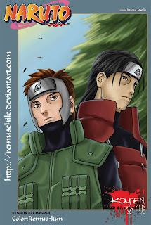 Naruto Mangá 303 – (Leitura Online)