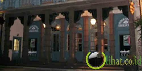 Tempat Paling Berhantu: Teater Street Dock