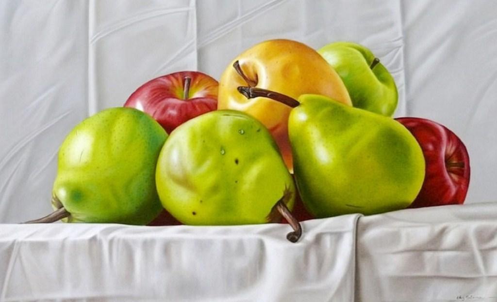 Im genes arte pinturas cuadros para cocina for Comedor de frutas para bebe