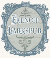 Terrific Giveaway at French Larkspur!