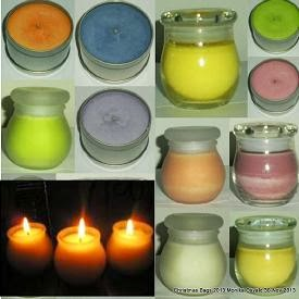 Soy Candles for Charity