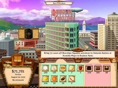 Chocolatier 2 Secret Ingredients PC Game Screenshots