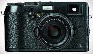 My New Camera... Fuji X100T