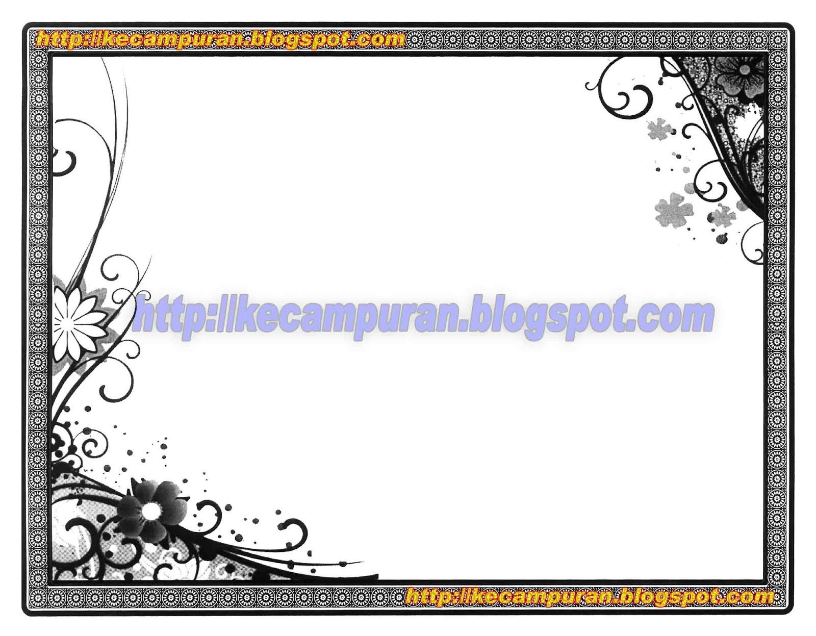 List of top bingkai kartu ucapan images - List Of Top Bingkai Kartu Ucapan Images 47