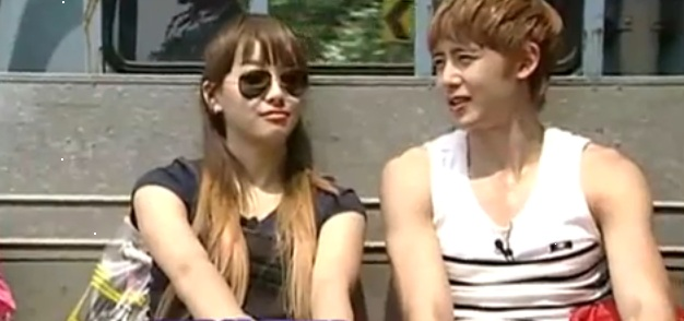 Did Khuntoria Hookup In Real Life