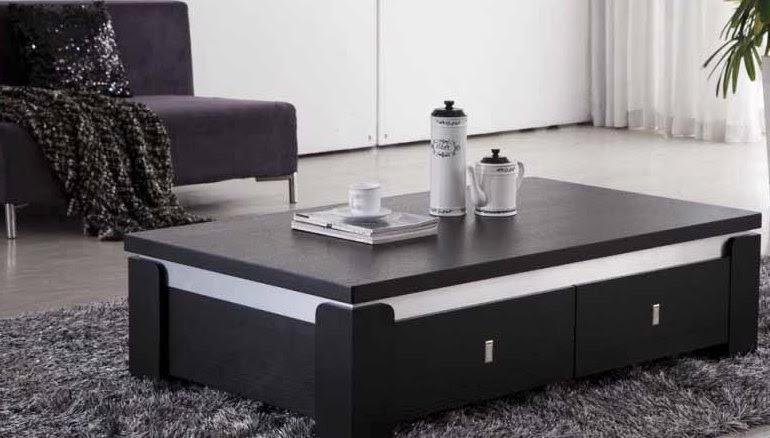 Galeri ide Meja Minimalis Ruang Tamu Dan Ruang Keluarga yang cantik
