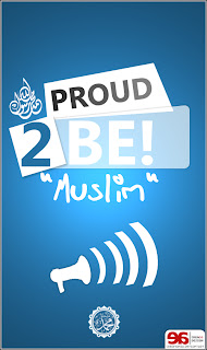Gambar Indah Islami - I Am Proud To Be A Muslim