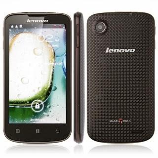 Lenovo A800 Android Dual-Core Murah