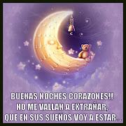 y con ángeles soñar. buenas noches