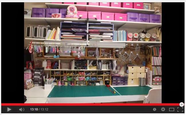 Mijn hobbykamer