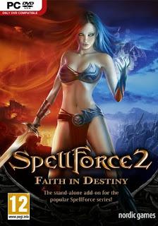 Spellforce 2-Faith-in-Destiny