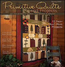 Primitive Quilts and Projects Magaine