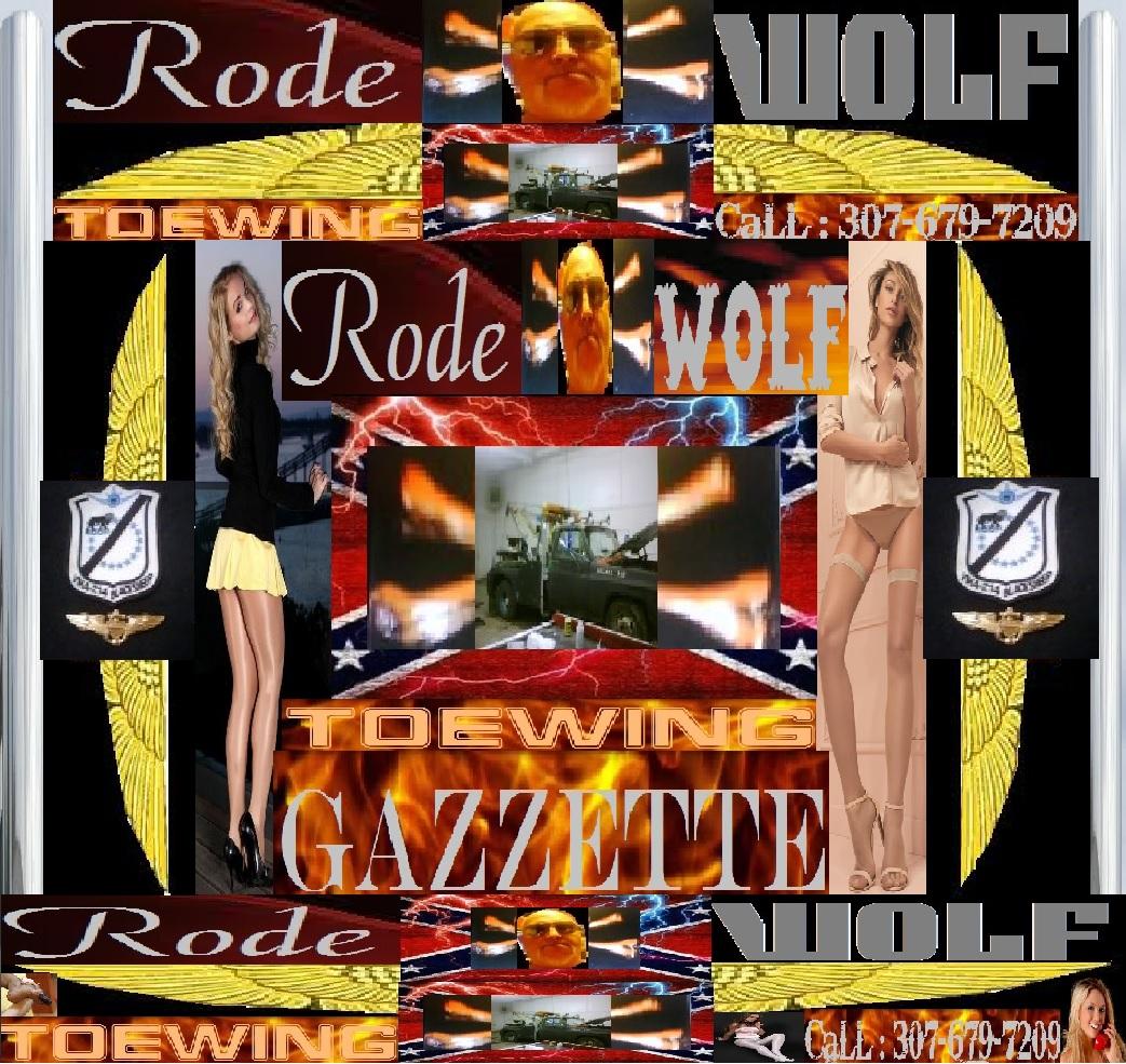 RodeWolf Gazzette