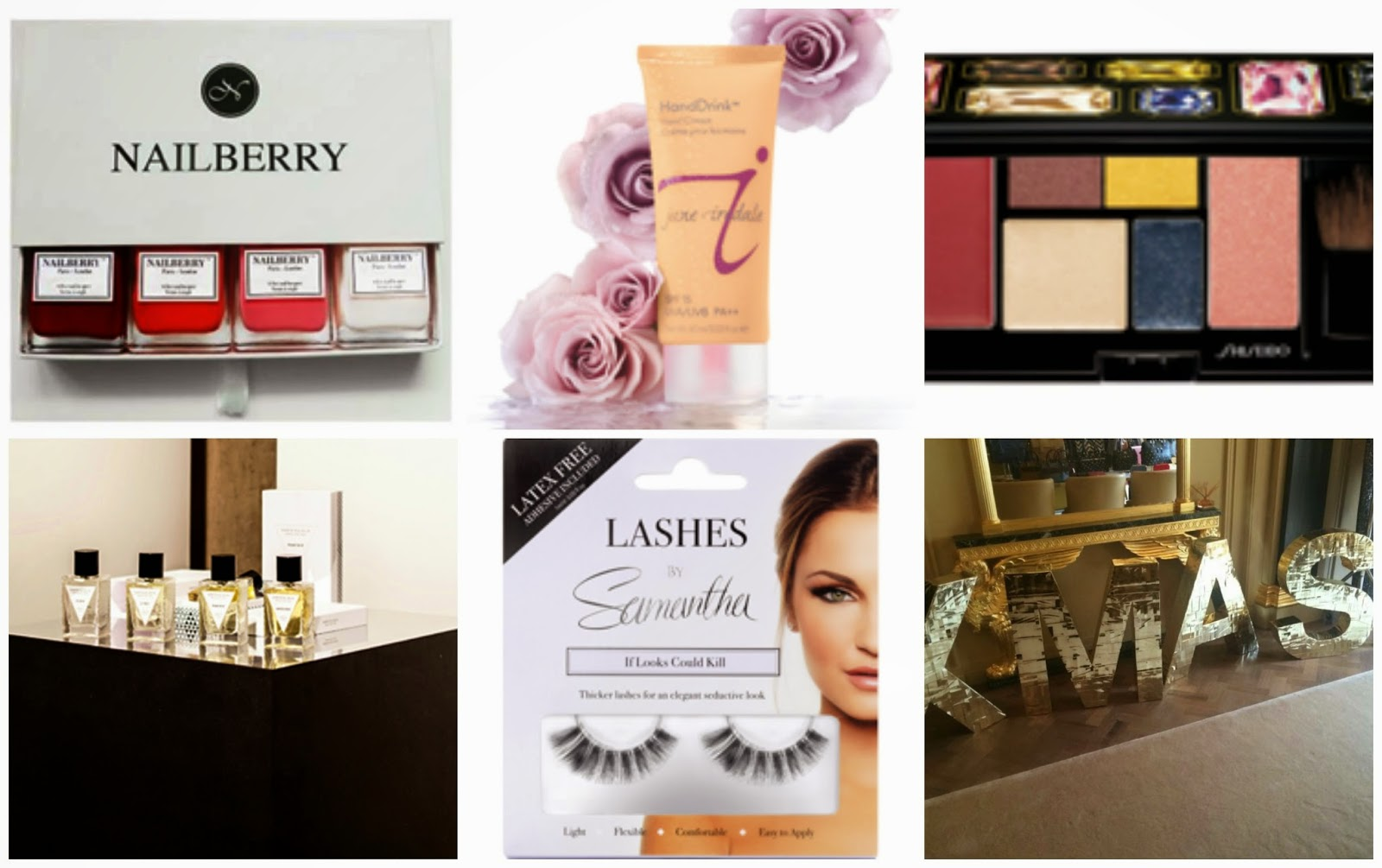 The Daily Beauty Report (26.11.14)