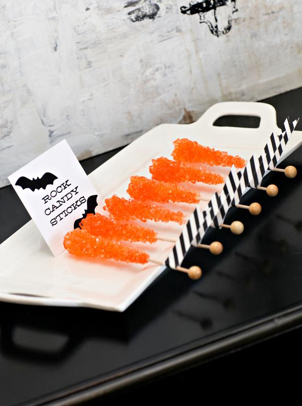 Modern furniture design halloween party favor and treat for Halloween party favor ideas