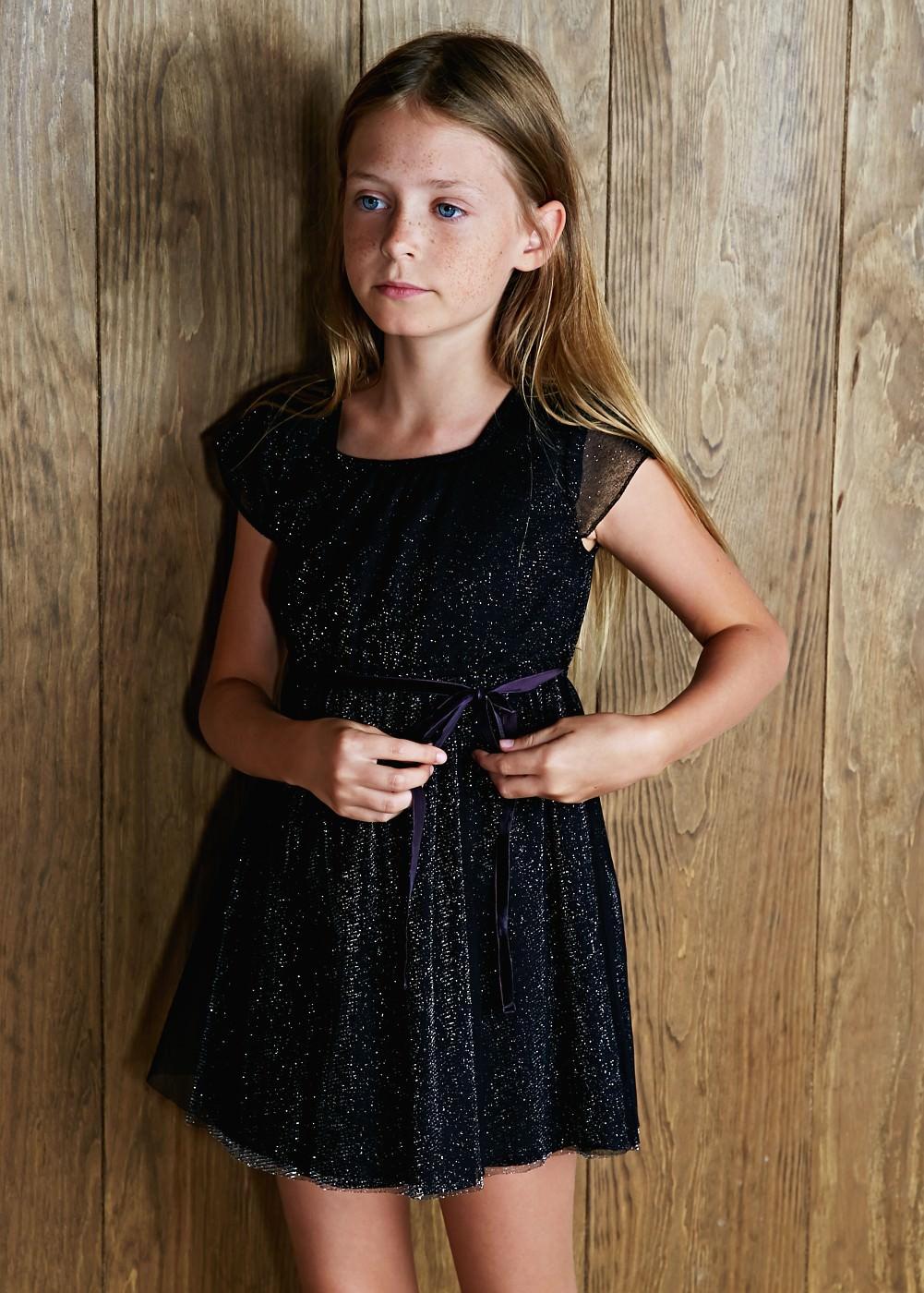 vestido niña nochevieja