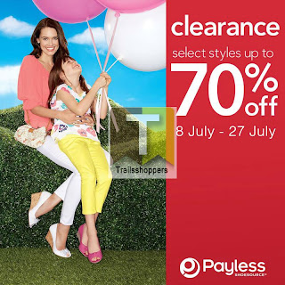 Payless Shoe Clearance 2013