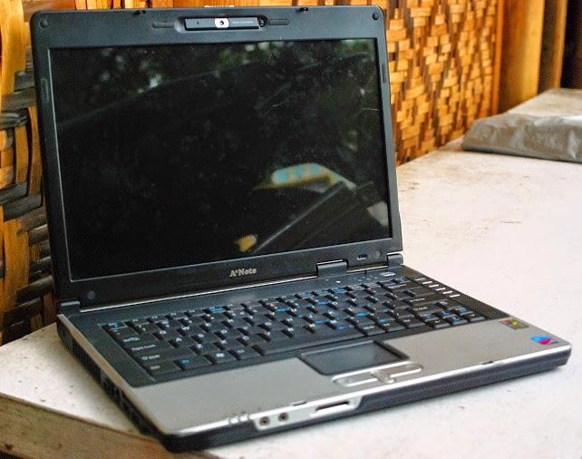 Harga Laptop bekas Anote FL31