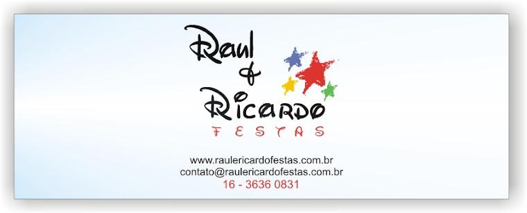 Raul e Ricardo Festas