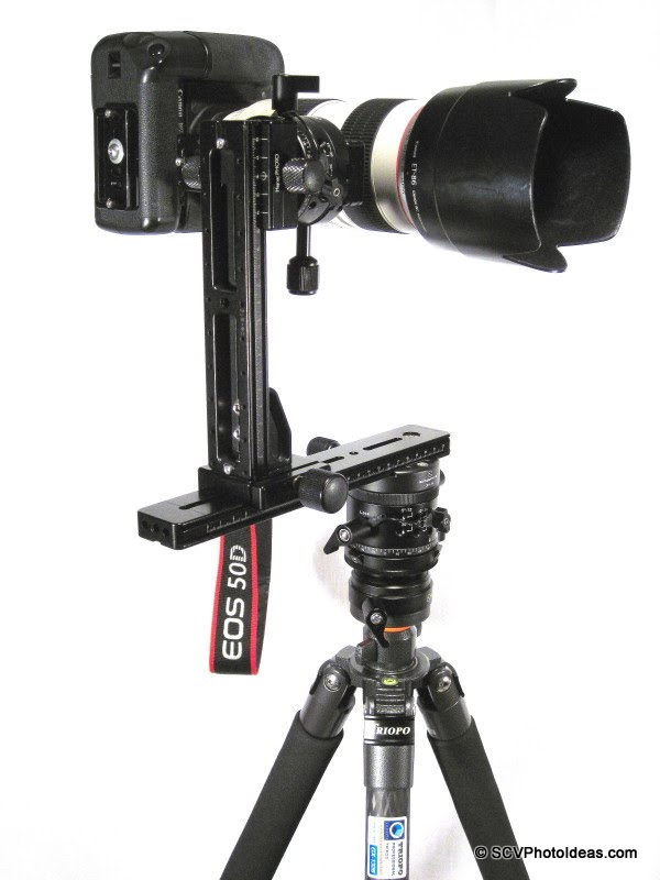 Canon EOS50D+EF 70-200L IS USM on HDR Multi-row Pamrama head