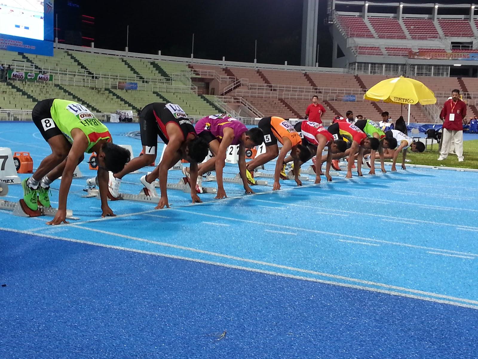 Mssm Olahraga Kejohanan Balapan Dan Padang Majlis Sukan Sekolah Malaysia Mssm 2013