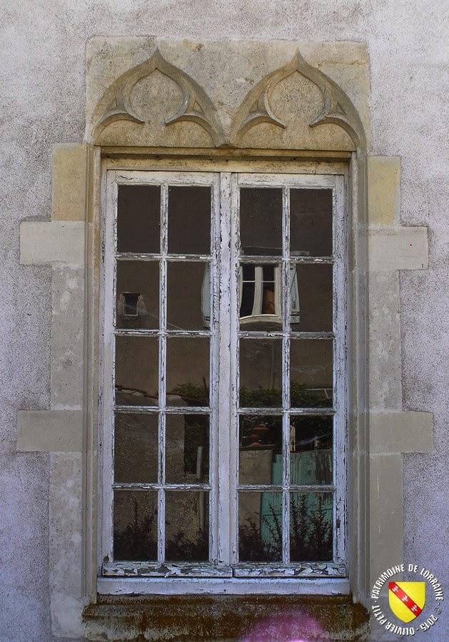 ORMES-ET-VILLE (54) - L'ancien château