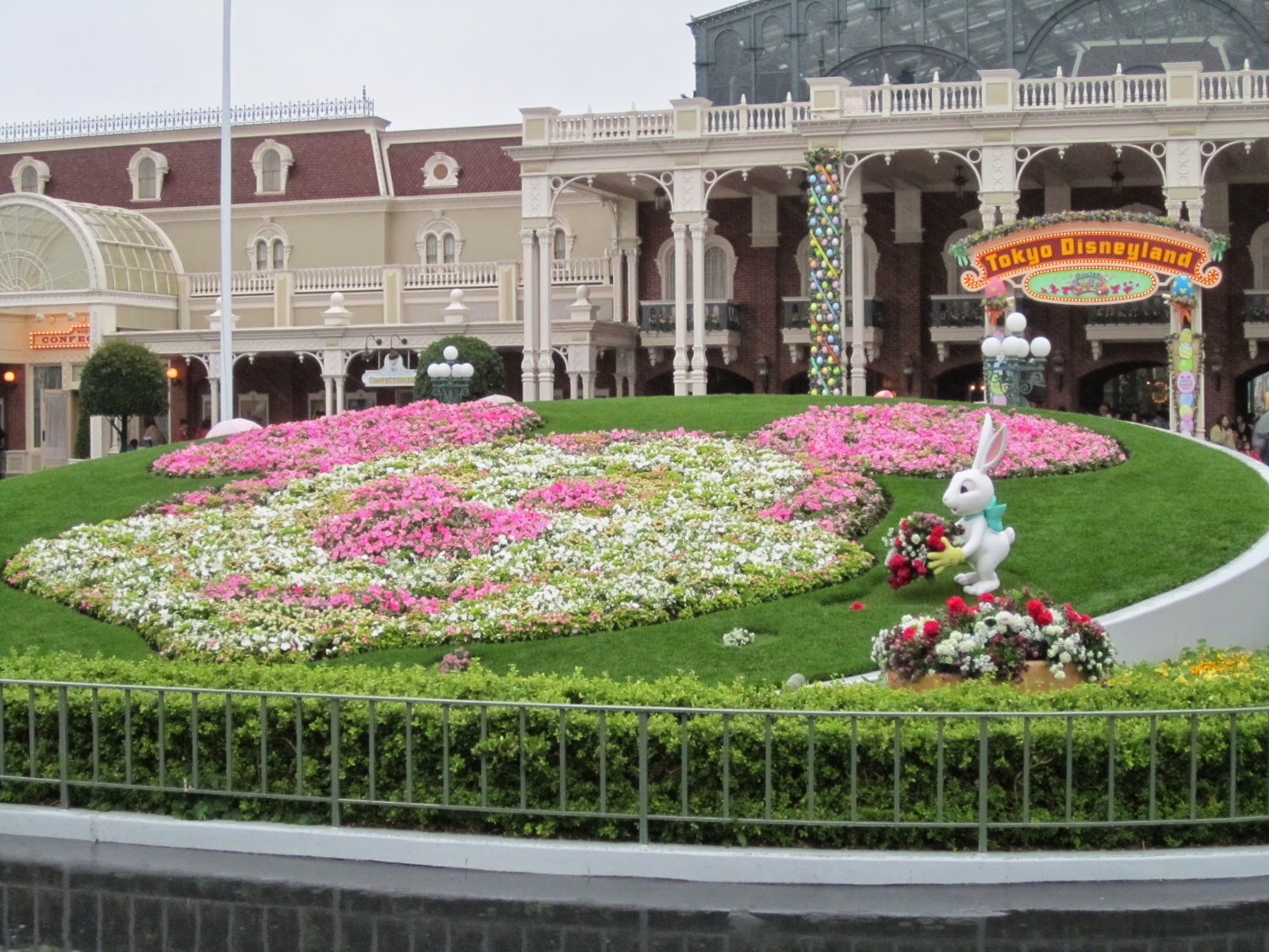 Our Lives Are An Open Blog : An Egg Hunt: Tokyo Disneyland