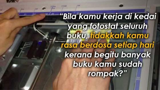 Pesanan Sentap Naser Tun Rahman Mengenai Halal Haram