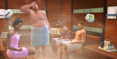 The Sims 4: Spa Day Addon [RELOADED] Screenshot 2