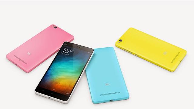 Xiaomi MI 4i resmi tersedia dipasar Indonesia dengan harga Rp.2,799,00