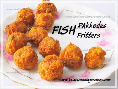 Fish Pakkodas