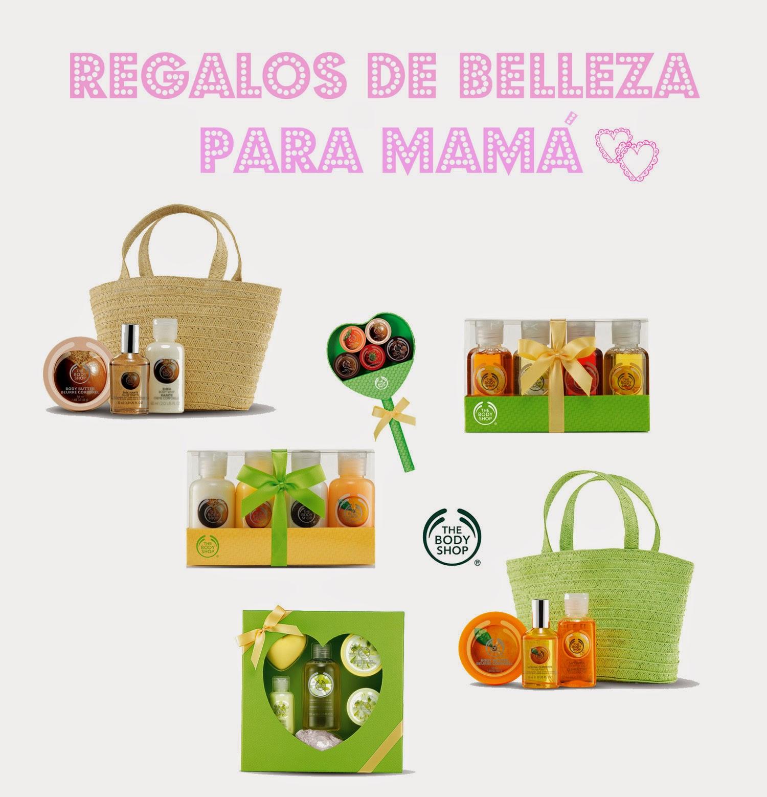 Regalos Mama TBS