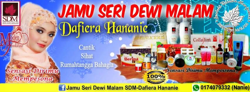 Jamu Seri Dewi Malam SDM-Dafiera Hananie