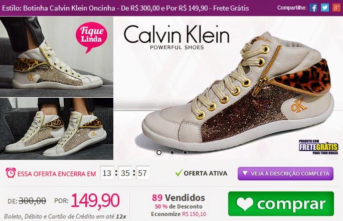 http://www.tpmdeofertas.com.br/Oferta-Estilo-Botinha-Calvin-Klein-Oncinha---De-R-30000-e-Por-R-14990---Frete-Gratis-854.aspx