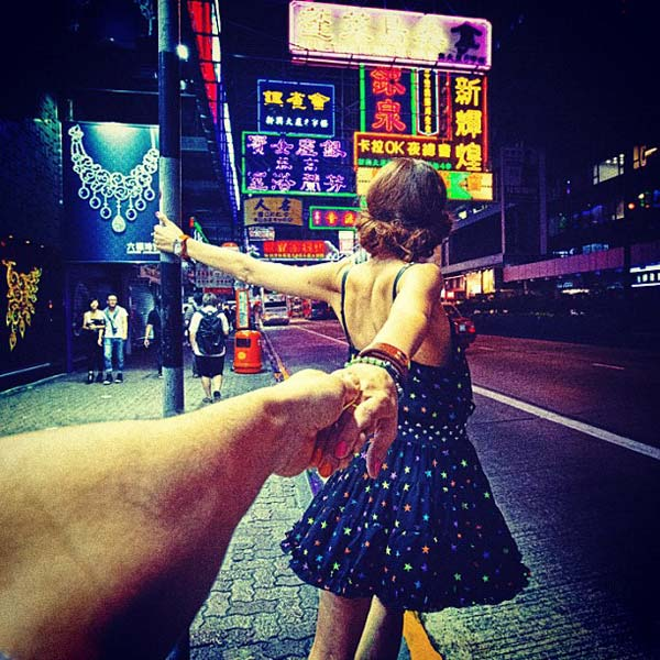 Murad Osmann, Follow me, Instagram, fotografía