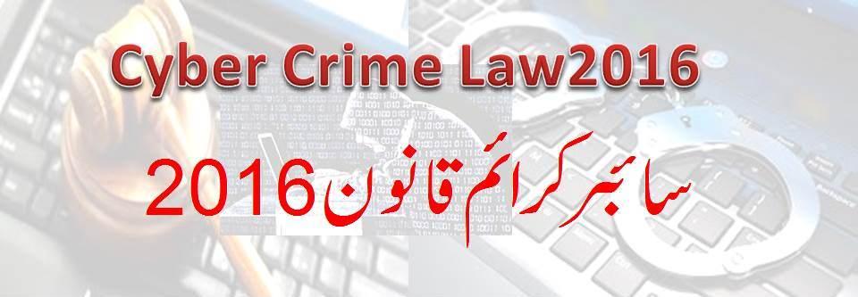Cyber Crime 2016