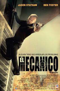 El Mecánico / El Especialista / The Mechanic Poster