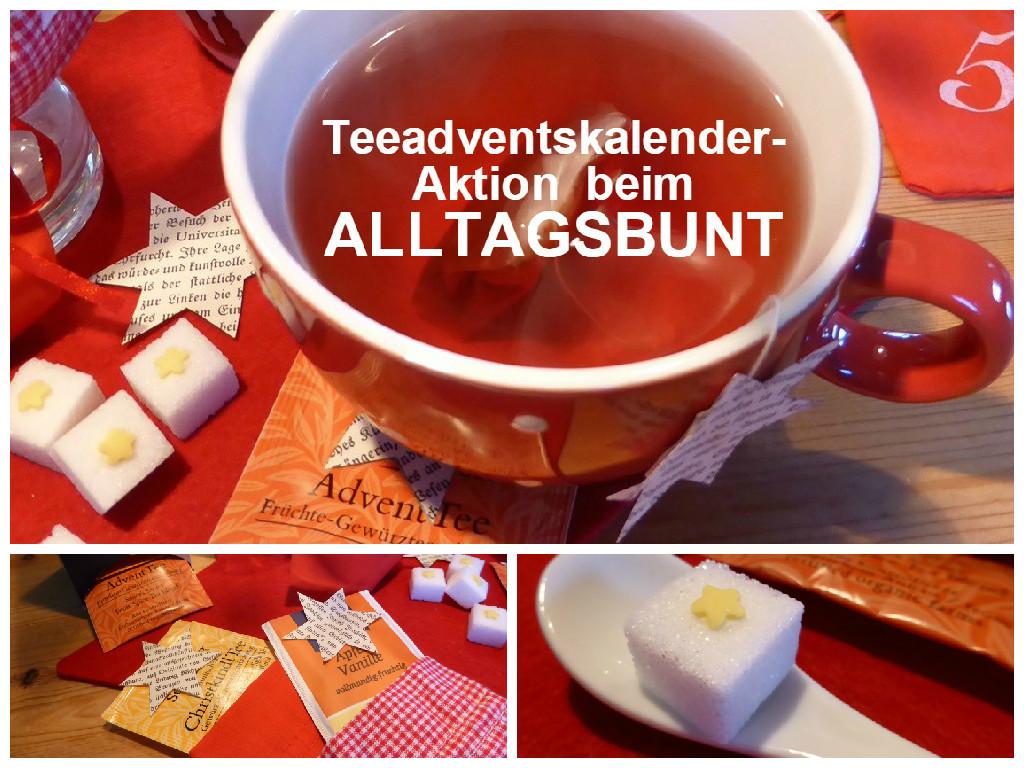 Abwarten und Tee trinken... die Teilnehmer:
