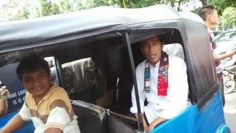Bajaj Jokowi