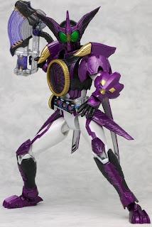 S.H.Figuarts Kamen Rider 000 Putotyra Combo