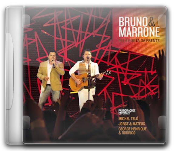 CD Bruno e Marrone - Pela Porta da Frente Ao Vivo